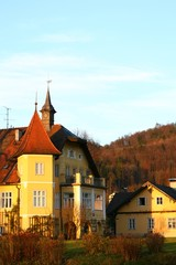 Schloss Prestigeobjekt Status