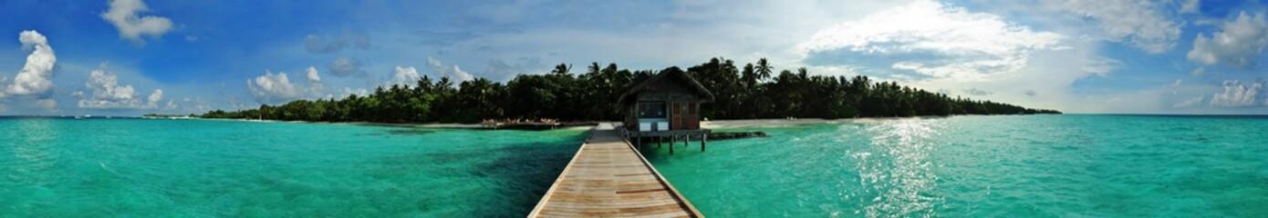 Malediven - Insel