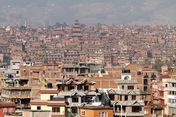 Bhaktapur city, Nepal