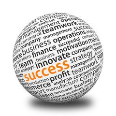 Word Ball - Success