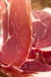 slice of dry cured ham