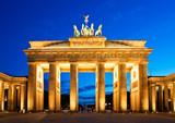 Brandenburg Gate in Berlin - Fine Art prints