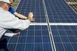 Solarinstallation 14
