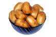 Постер, плакат: Пончики сладкое кондитерское изделие