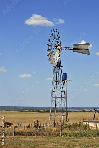 Mulino a vento, Santa Rosa nella Pampa