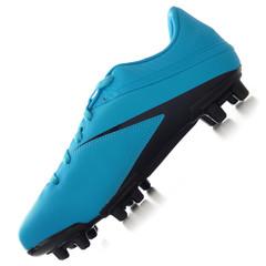 Blue cleats