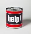help mot en boite de secours