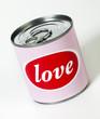 love amour en boite web
