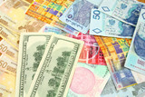 Currency trading - foreign currencies poster