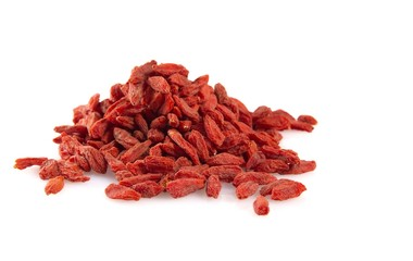 lots of goji berries