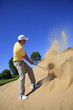 GOLF - Bunker Shot