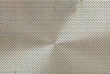 XXL Full Frame Resumen de una pantalla vieja de Speaker metal