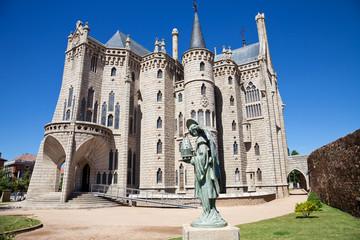 Episcopal Palace of Astorga by Gaudi