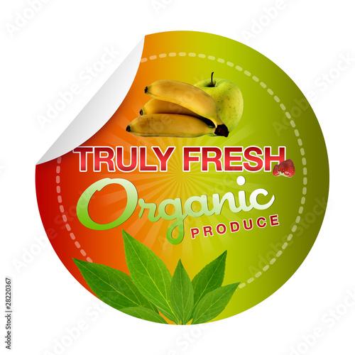 Truly Fresh Organic Produce
