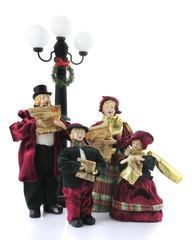Caroling Figurines