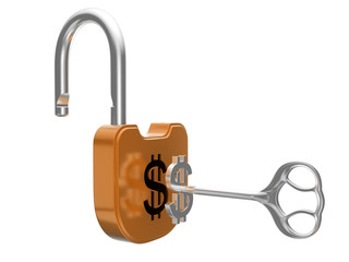 Unlocking the US dollar currency lock