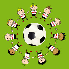FootBall ChildrenTeam