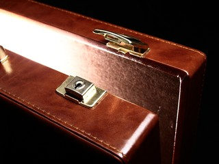 leakage of diplomatic secrets via business suitcase
