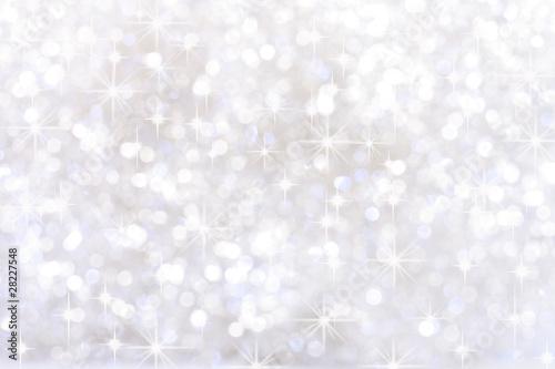 Leinwandbild Motiv Glitter Hintergrund eisig