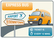 Express bus wallpaper - 28228569