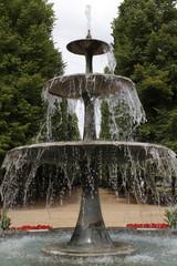 Hauptallee-Brunnen, Bad Pyrmont