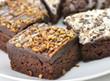 brownies close up