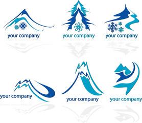 Logo - Impianto sciistico