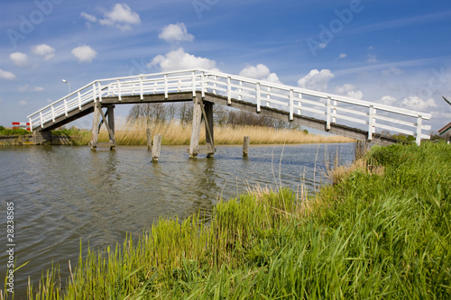 bridge, Netherlands