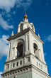 Bell tower of the St George's Church in Moscow, RU