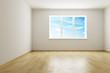 empty new room