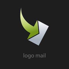 Logo express mail ( vector )