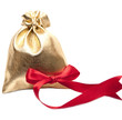 open bag of gifts