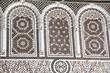 Arte islamica - Palazzo a Marrakech Marocco