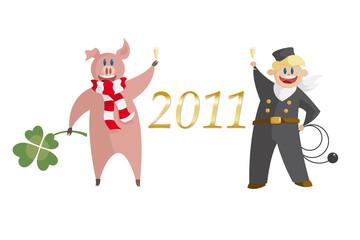 Sylvester 2011