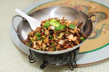 Chinese Xiang Hunan cuisine