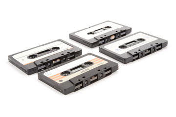 Audio casettes