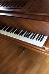 Piano musique instrument clavier artistique concert