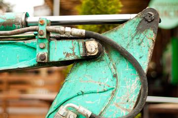 Hydraulic mechanism