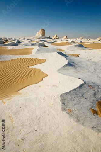 Papiers peints Egypte White Desert