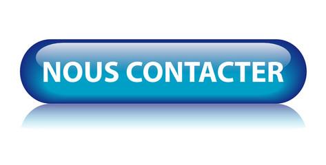 """Bouton """"NOUS CONTACTER"""" (service clients contactez-nous contact)"""