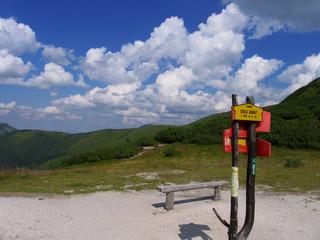 Slovakia beauty, Rohace mountain