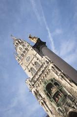 City Hall of Munich
