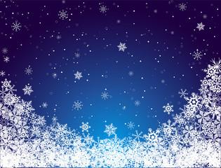 snowy dance