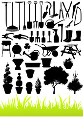 44 elements du jardin