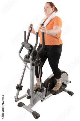 übergewicht schwitzen