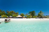 Fototapety White Sand Beach Paradise Ko Lipe