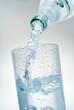 Ein kühles Glas Wasser