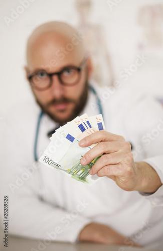 Arzthonorar
