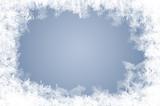 natürliche Eiskristalle
