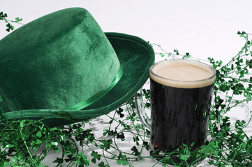 St Patrick's Day Beer Pint